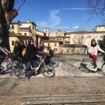 Bike tour Lucca
