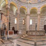 Interior Baptistry
